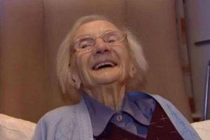Il segreto per vivere più a lungo secondo Jessie Gallan