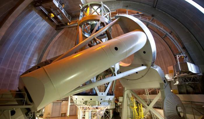 Il telescopio Hale