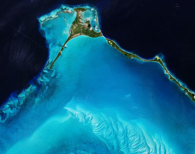 Isola delle uova Bahamas