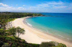 Kauna'oa Bay, Hawaii