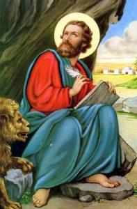 25 aprile, San Marco Evangelista: vita, patronati e iconogra