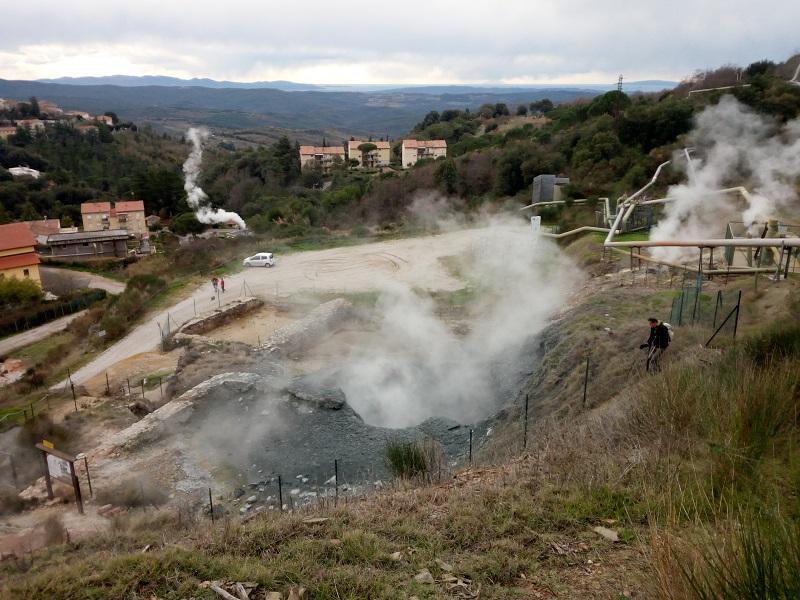 Monterotondo Geotermia Toscana