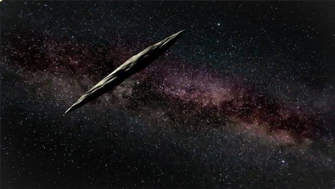 oggetto interstellare 'Oumuamua