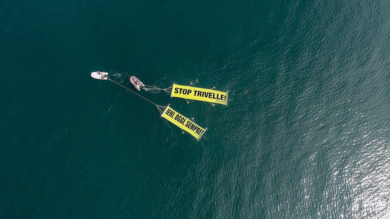 Greenpeace trivelle