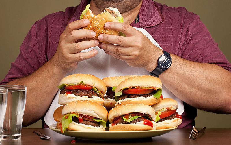 disturbo da alimentazione incotrollata