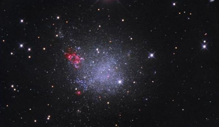 galassia nana irregolare IC1613