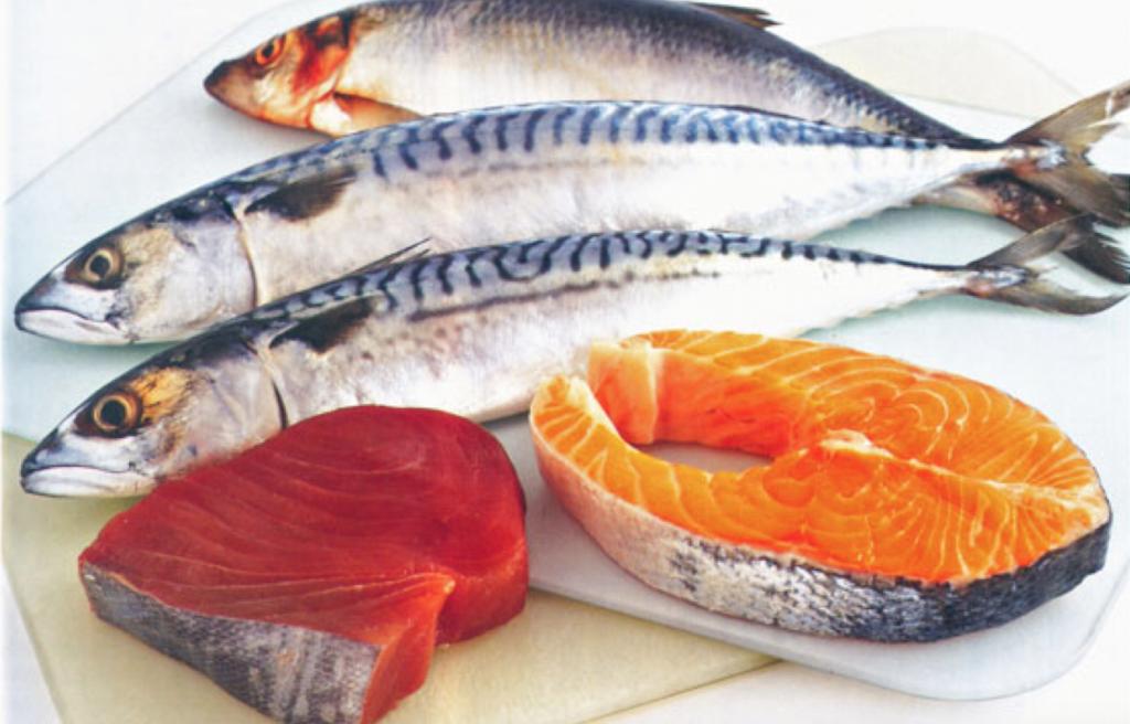 pesce grasso colesterolo