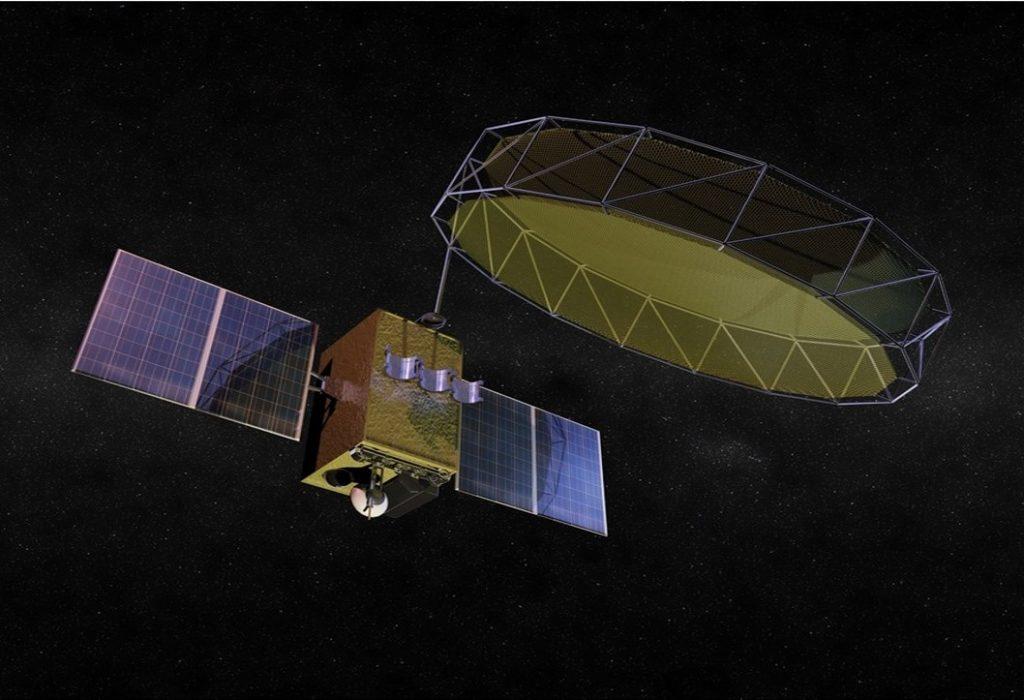 satellite GSAT-6A India