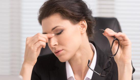 sintomi affaticamento oculare