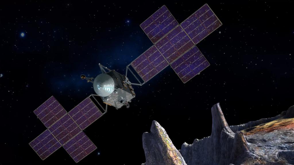sonda asteroide Psyche