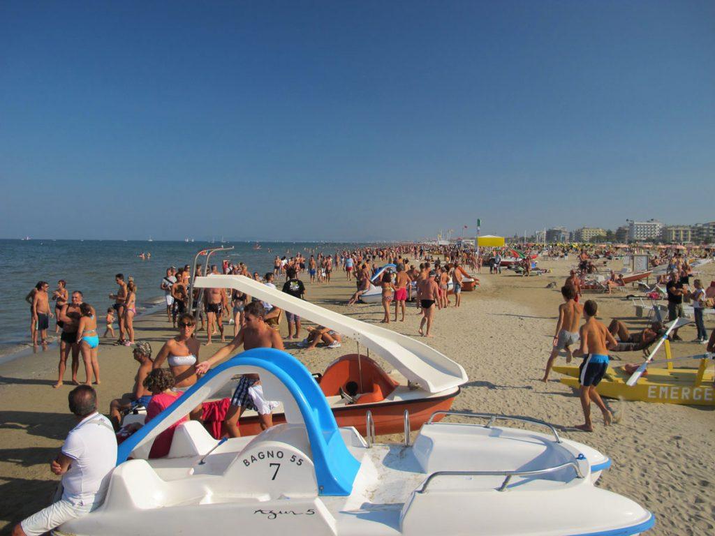 spiaggia Rimini