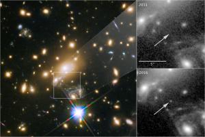 stella Icarus Hubble