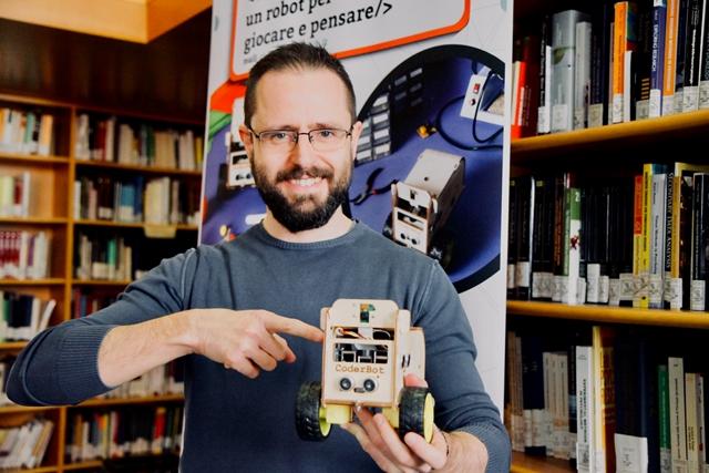 Edoardo Datteri, ricercatore all'Università di Milano-Bicocca