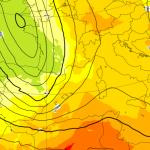 Previsioni Meteo, la tempesta che arriva dall'Atlantico: Lunedì 14 e Martedì 15 forte maltempo, freddo e neve!
