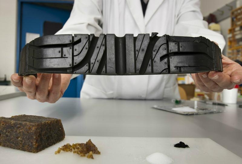 Attività di ricerca sui pneumatici all'Università di Milano-Bicocca