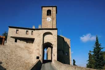 Emilia-Romagna - Montegridolfo