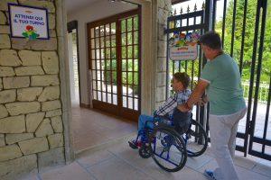Gardaland Accessibilità