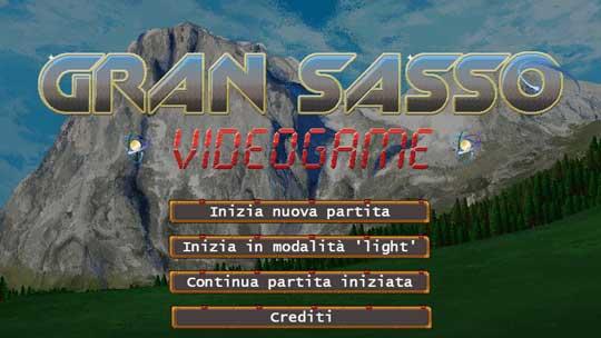 Gran Sasso Videogame