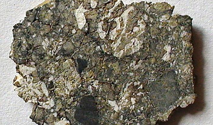 Il meteorite NWA 272 proveniente dalla Luna