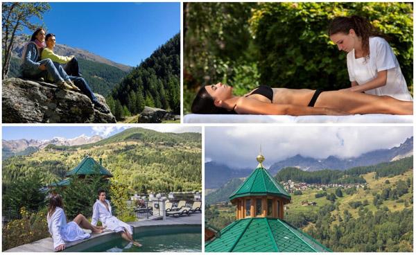 Kristiania Leading Nature & Wellness Resort di Cogolo di Pejo