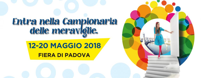 La Fiera Campionaria di Padova 2018