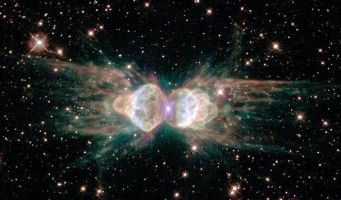 La Nebulosa Ant