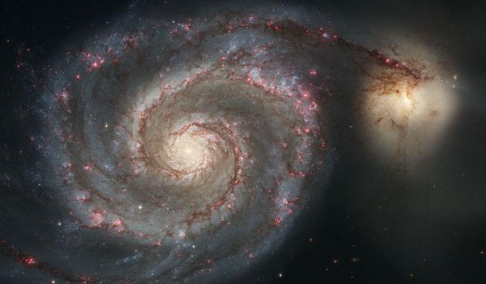 La galassia M51b