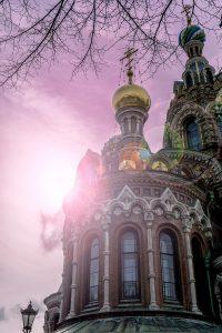 Notti bianche, San Pietroburgo