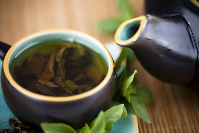 tè al basilico