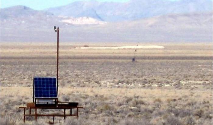 Telescope Array Utah