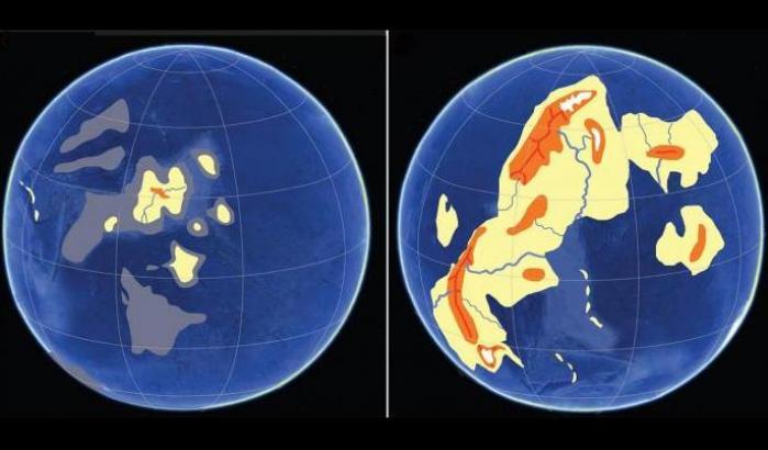 Terra catastrofe ossigeno