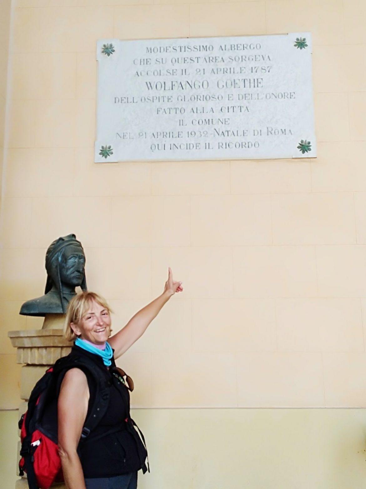 Vienna Cammarota Castelvetrano Goethe