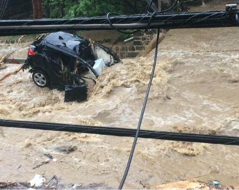 alluvione Maryland