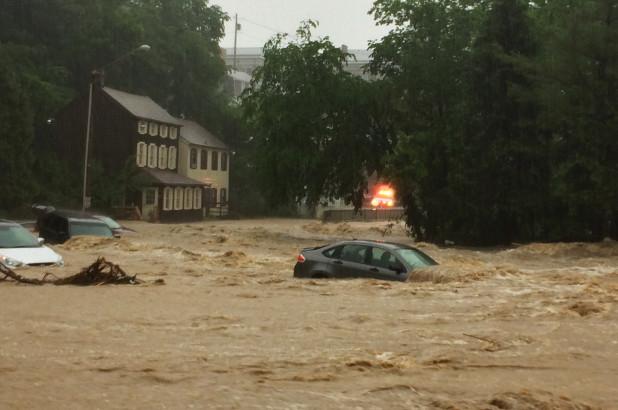 alluvioni maryland
