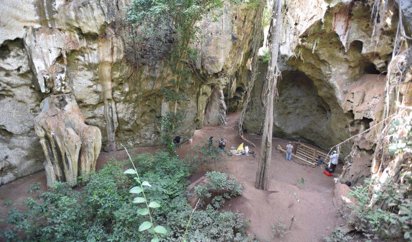 cave kenya