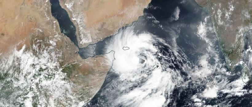 ciclone mekunu yemen