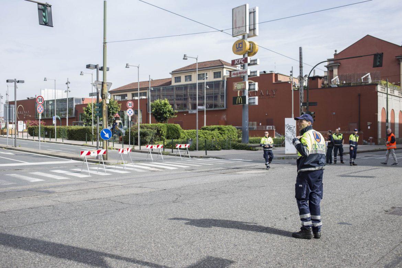 Disinnesco bomba a Lingotto Torino