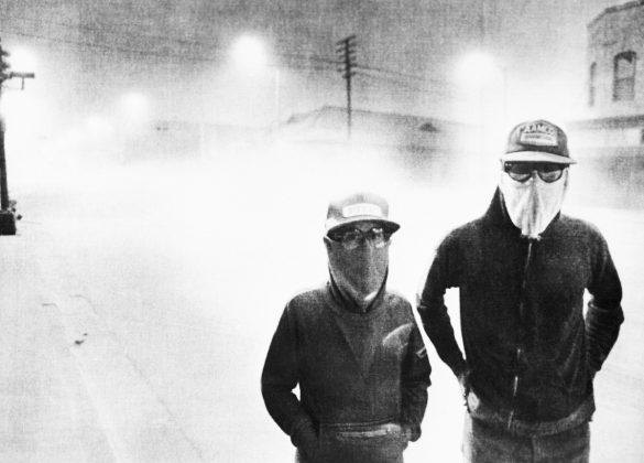 eruzione Monte Sant'Elena 1980