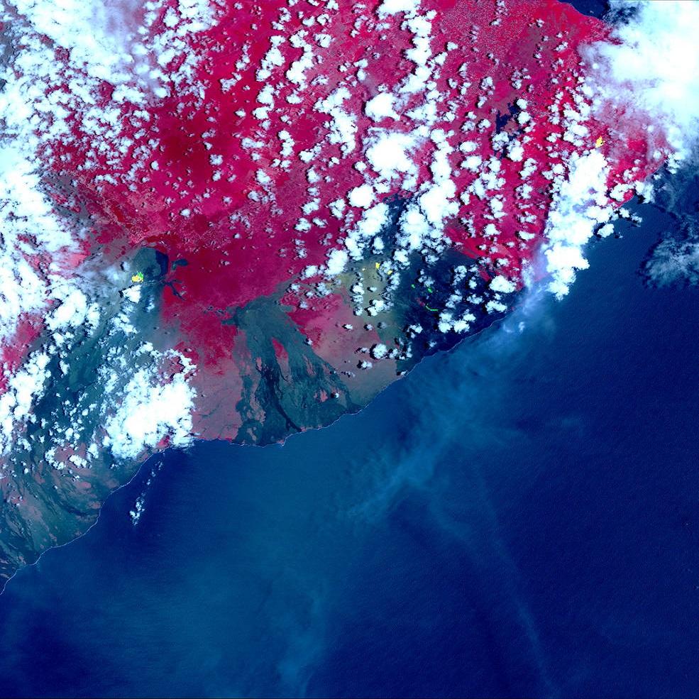 eruzione kilauea hawaii