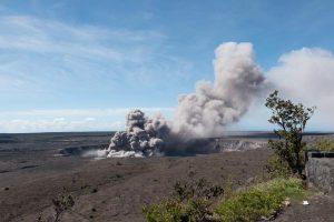 eruzione vulcano kilauea