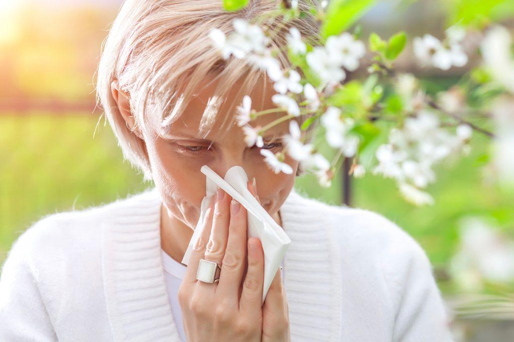 idratazione e allergie