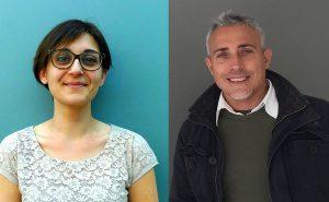 Rossella Iglio e Giuseppe Barillaro