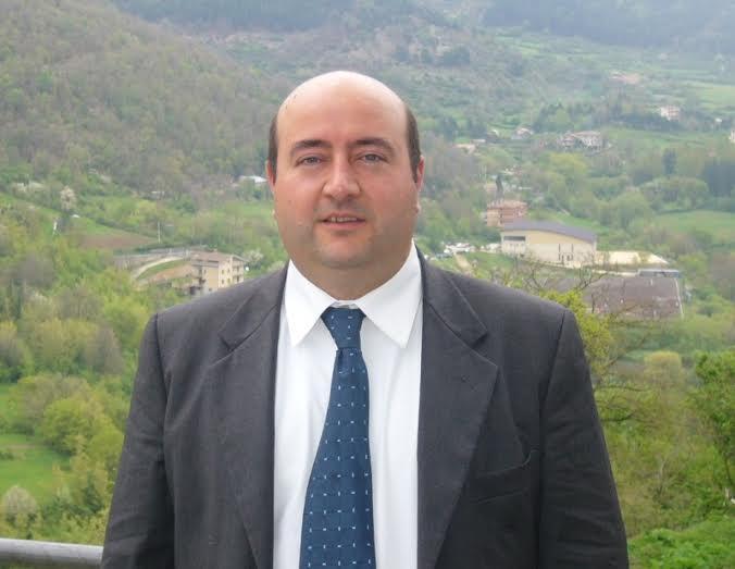 Il Sindaco di Trevi nel Lazio Silvio Grazioli
