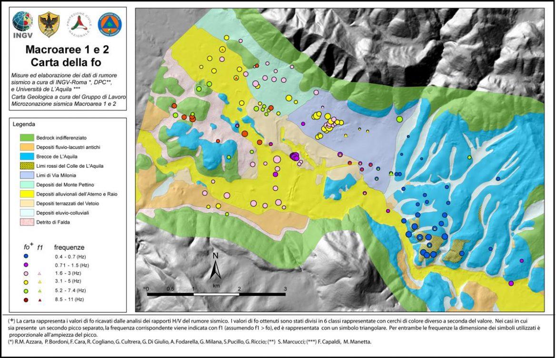 l'aquila microzonazione sismica