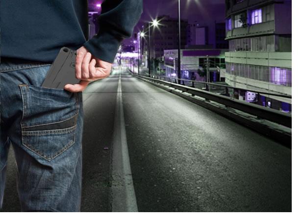 pistola smartphone nra