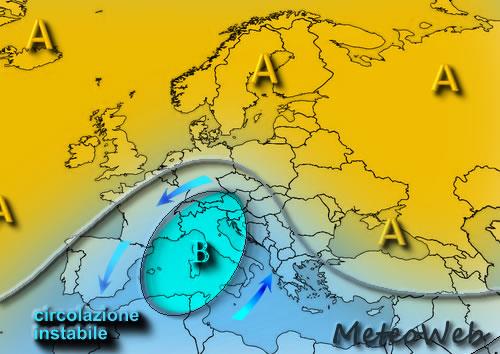previsioni meteo maggio 2018 italia