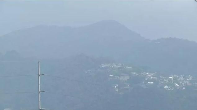 smog vulcanico hawaii
