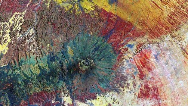 vulcano Emi Koussi