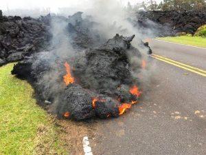 vulcano Kilauea, Hawaii