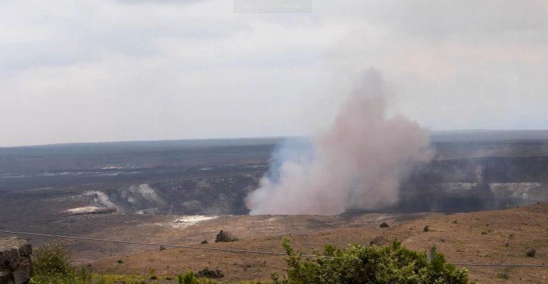 Credit: Volcanoes National Park